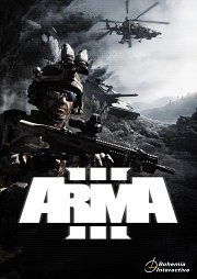 Car�tula oficial de ArmA 3 PC
