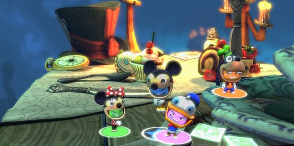 Disney Universe (Nintendo Wii)