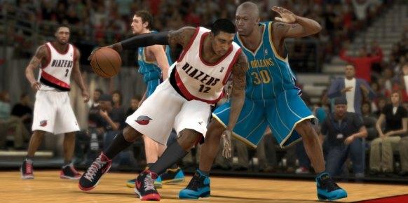 NBA 2K12 an�lisis