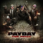 Car�tula oficial de PayDay: The Heist PC