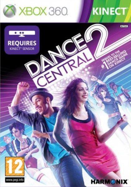 Carátula de Dance Central 2