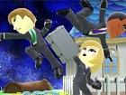V�deo Super Smash Bros., Mii Fighters Suit Up for Wave Four