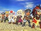 V�deo Super Smash Bros., Los luchadores Mii se preparan para la cuarta tanda