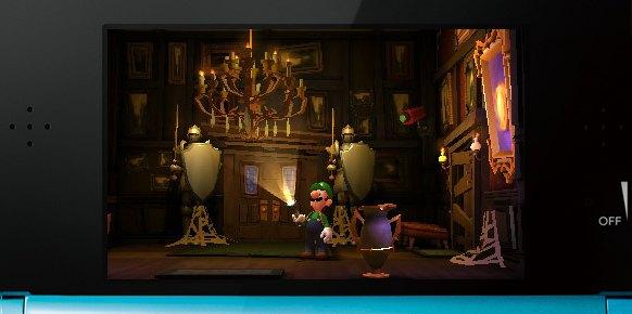 Luigi's Mansion 2: Impresiones E3 2012