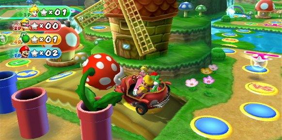 Mario Party 9: Primer contacto