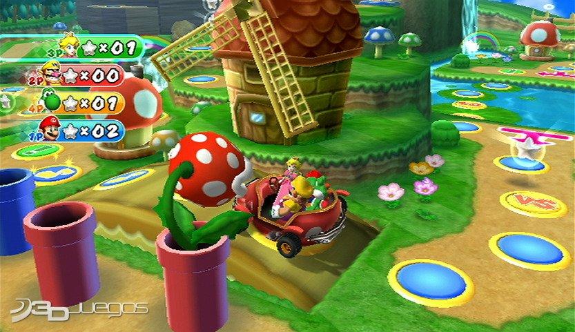 Mario Party 9 - Primer contacto
