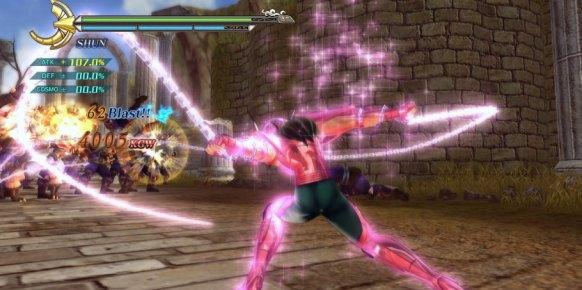 Saint Seiya Batalla por el Santuario (PlayStation 3)
