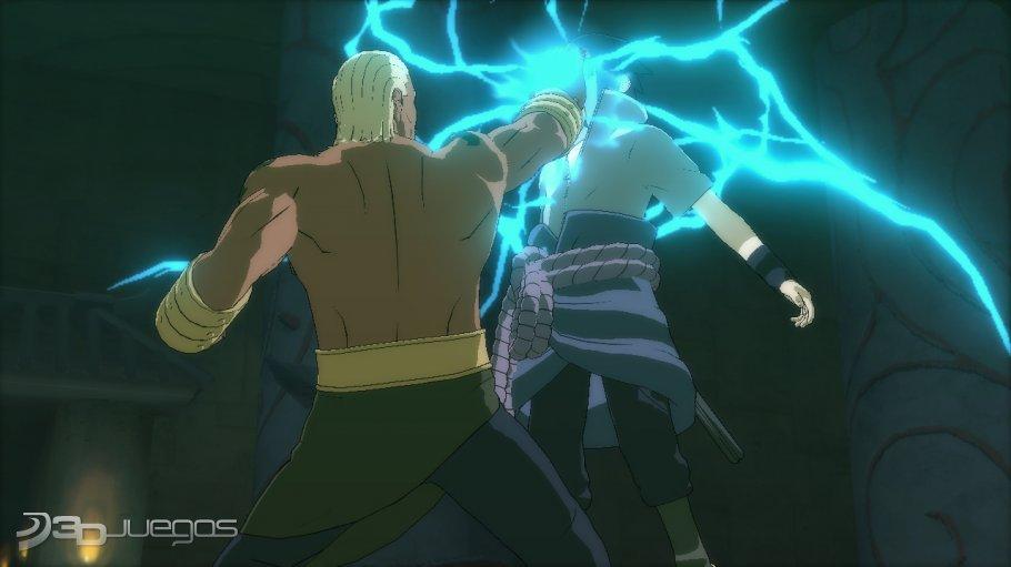 Naruto Ninja Storm Generations - Primer contacto
