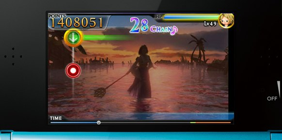 Theatrhythm Final Fantasy an�lisis