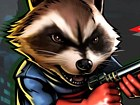 V�deo Ultimate Marvel vs. Capcom 3: New Fighter: Rocket Raccoon