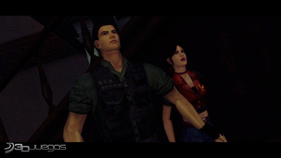 Resident Evil Code Veronica HD - An�lisis