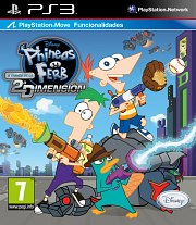 Phineas y Ferb PS3