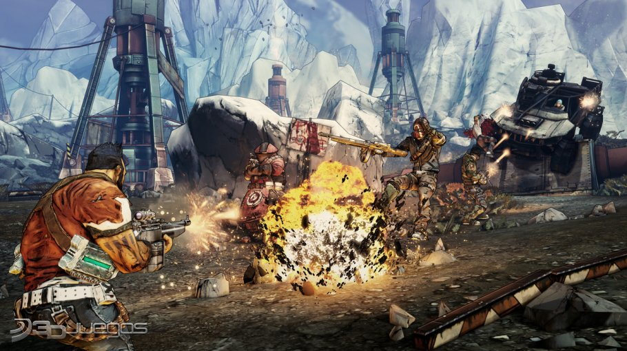 Borderlands 2 - Entrevista Anthony Burch