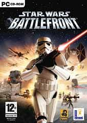 Car�tula oficial de Star Wars Battlefront PC