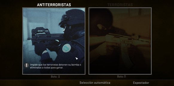 Counter-Strike Global Offensive (PC)