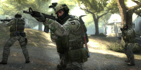 Counter-Strike Global Offensive an�lisis