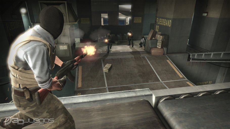 Counter-Strike Global Offensive - Primer contacto