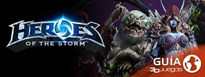 Gu�a Heroes of the Storm