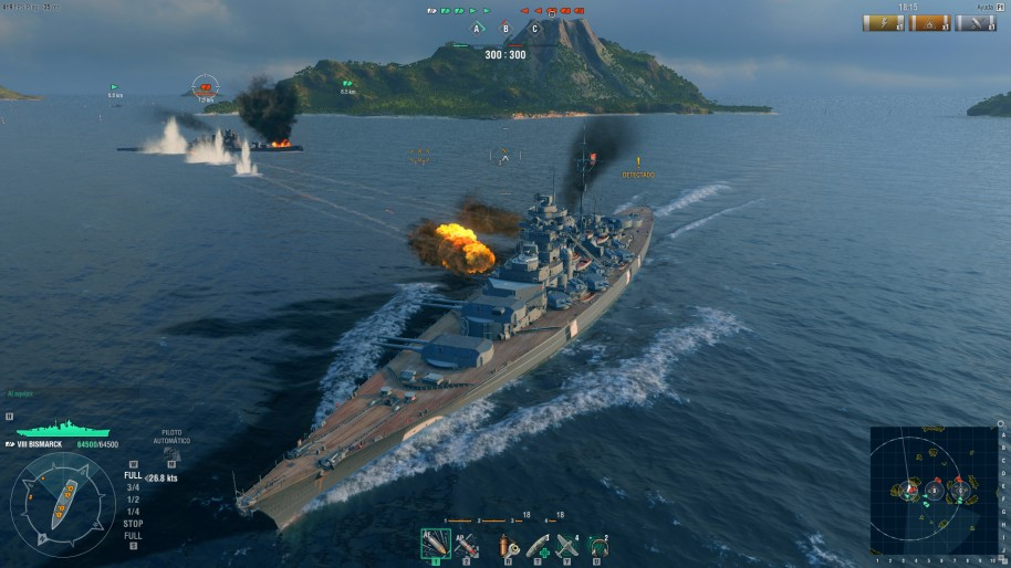 World of Warships: Es divertido, adictivo... ¡y gratis! Así es World of Warships ahora mismo!