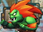 Monster Hunter 4 Ultimate - Personajes Street Fighter II