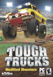 Car�tula oficial de Tough Trucks PC