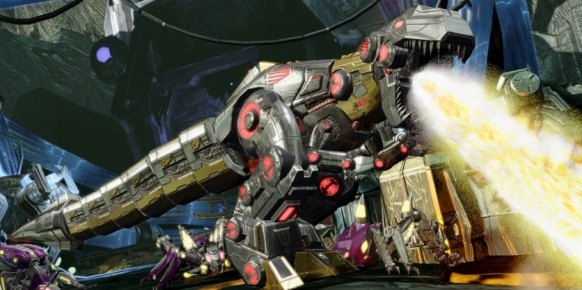 Transformers: La Ca&iacute;da de Cybertron PS3