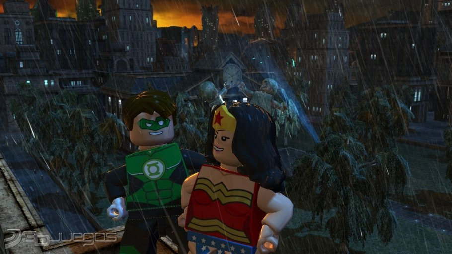 Lego Batman 2 DC Super Heroes - An�lisis