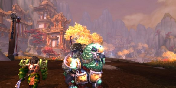 WoW: Mists of Pandaria PC