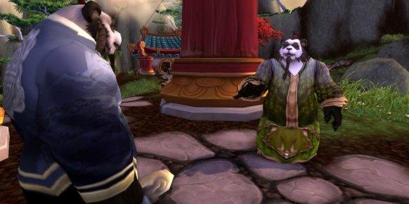 WoW Mists of Pandaria: WoW Mists of Pandaria: Primer contacto