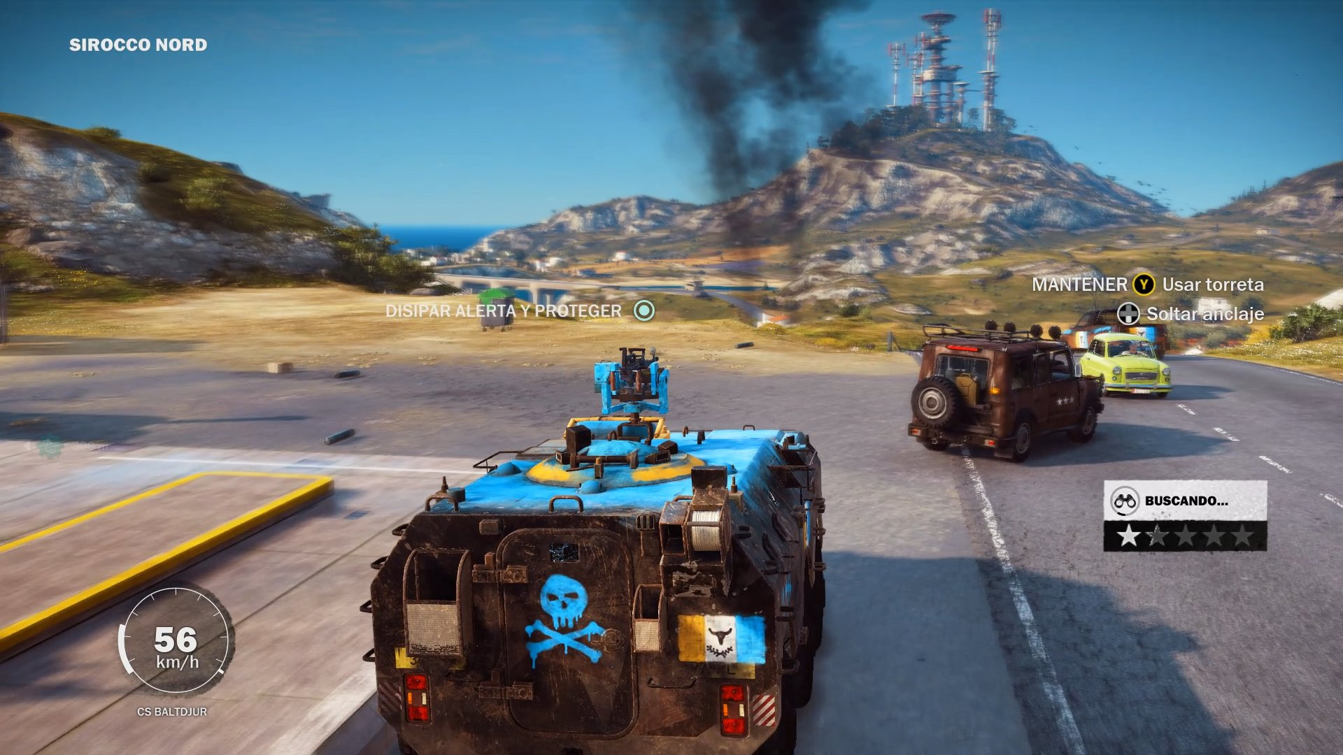 just cause 3 how to build