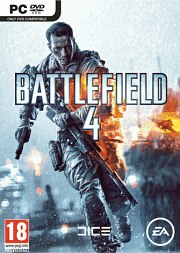Car�tula oficial de Battlefield 4 PC