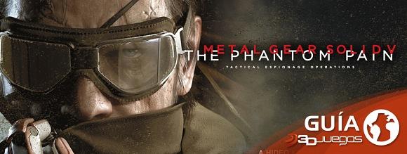 Guía Metal Gear Solid 5