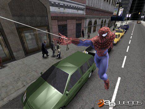 spiderman spiele pc