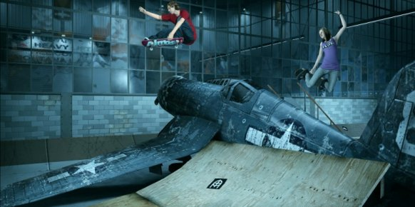 Tony Hawk's Pro Skater HD an�lisis