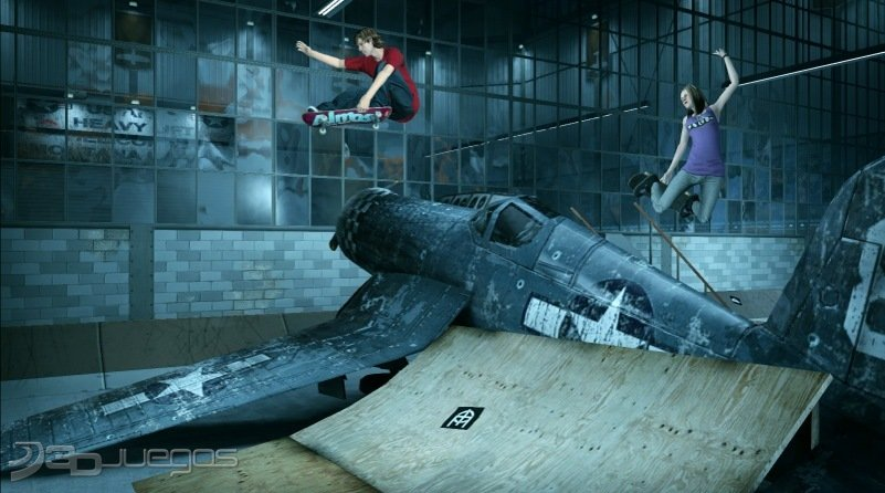 Tony Hawk's Pro Skater HD - An�lisis