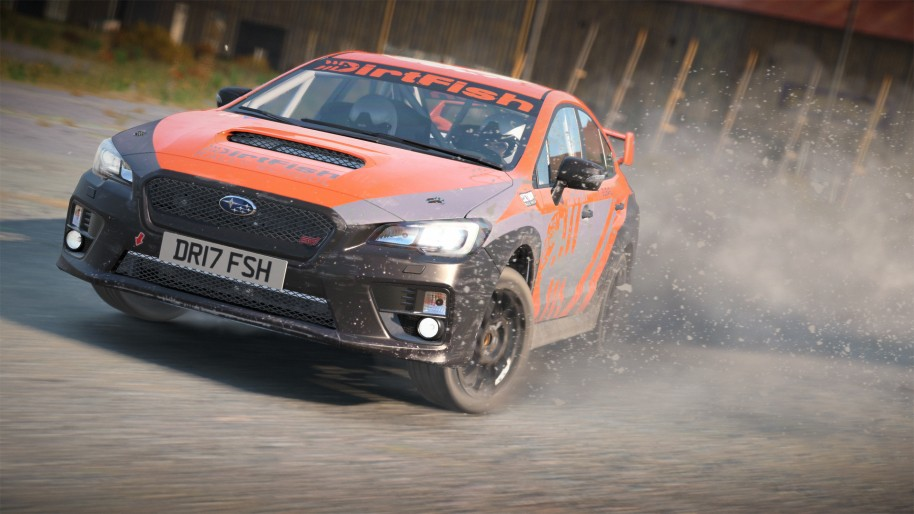 DiRT 4: Rally, velocidad y gran conducción