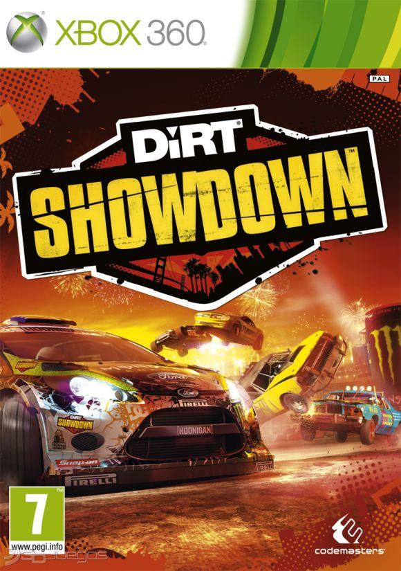 Carátula de DiRT Showdown