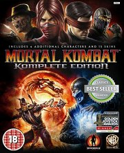 Car�tula oficial de Mortal Kombat: Komplete Edition PC