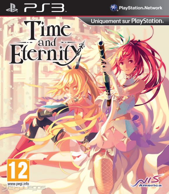 Descarga Time and Eternity PS3