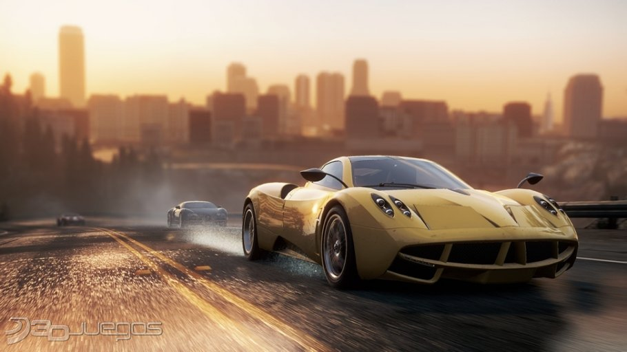 Need for Speed Most Wanted - An�lisis