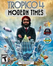 Tropico 4: Modern Times Xbox 360