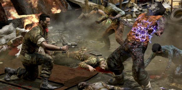 Dead Island Ryder White Xbox 360