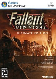 Car�tula oficial de Fallout New Vegas: Ultimate Edition PC