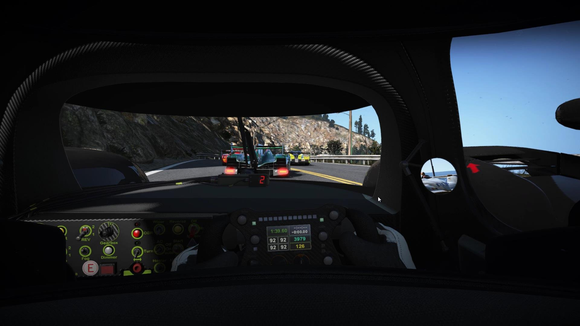 how to break in project cars ps4