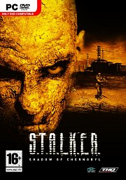 Car�tula oficial de STALKER: Shadow of Chernobyl PC