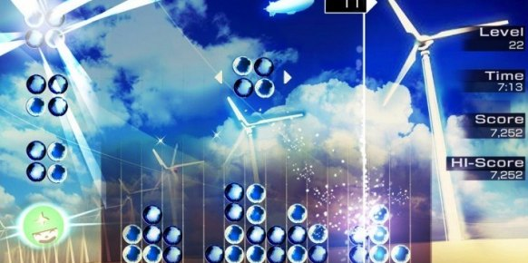 Lumines Electronic Symphony an�lisis