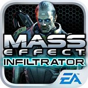 Mass Effect Infiltrator iPhone