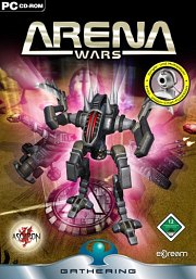 Cartula oficial de Arena Wars PC