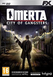 Car�tula oficial de Omerta: City of Gangsters PC