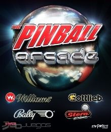 Cartula de The Pinball Arcade